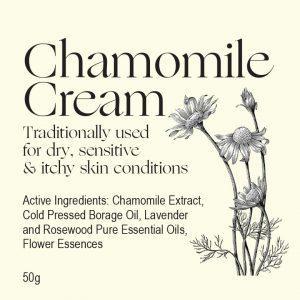Chamomile Cream